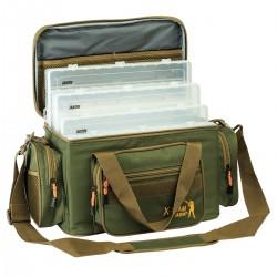 Torba wędkarska z pudełkami RH w komplecie UJ-XTX10